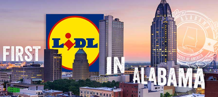 Lidl to Open Its First Alabama Location