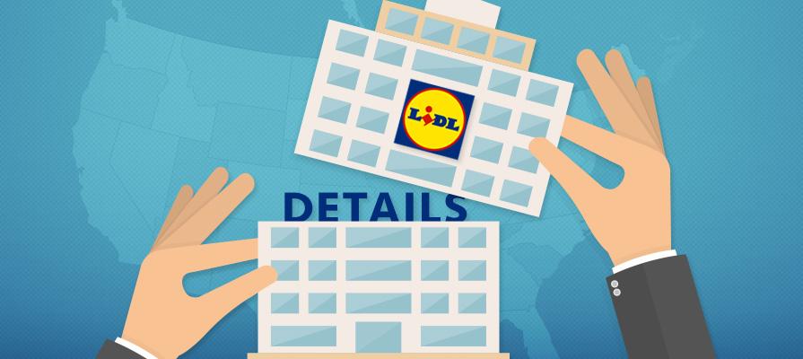 Lidl Outlines U.S. Expansion Plans