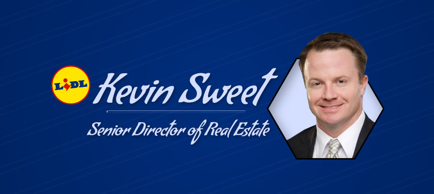 Lidl US Names Kevin Sweet as Senior Director of Real Estate