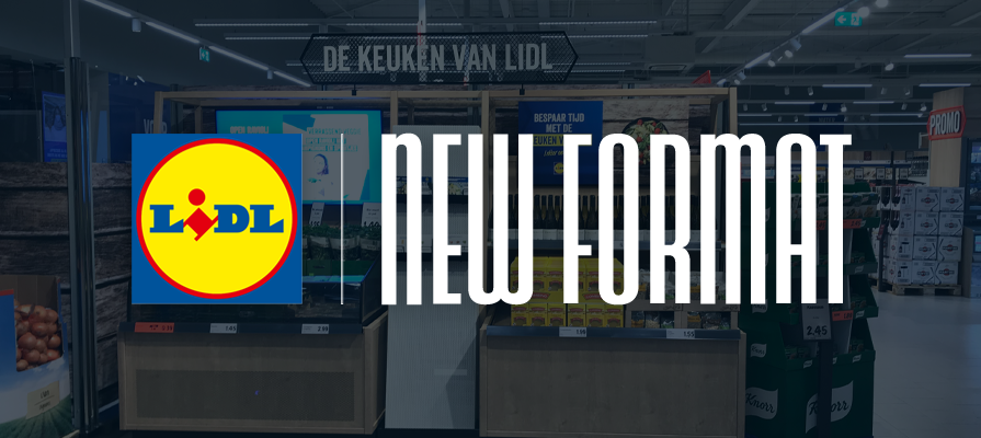Lidl Tests Brand-New Store Concept in Belgium