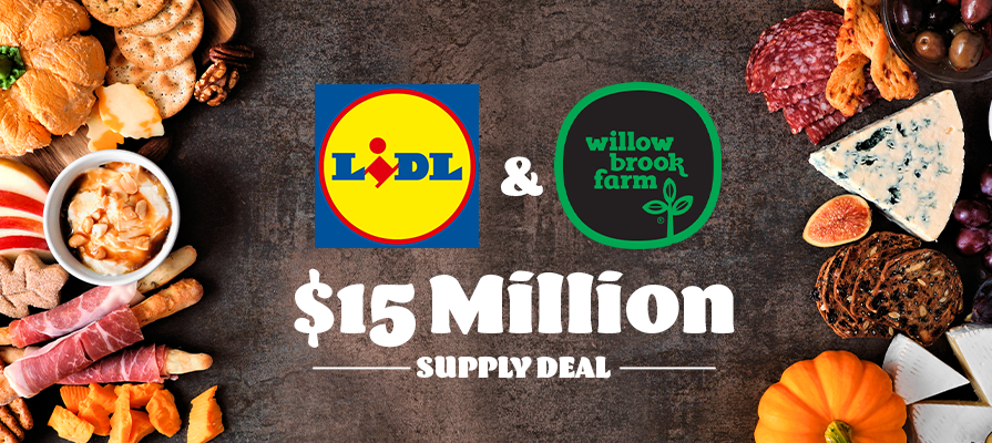 Lidl Signs New 15.1M-Dollar Deal With Fresh Food Supplier Willowbrook; Enya Rooney and John McCann Discuss