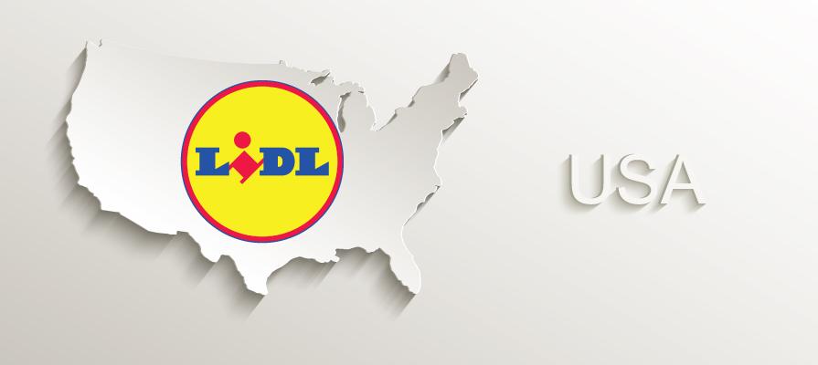 Lidl Sets Date for U.S. Debut