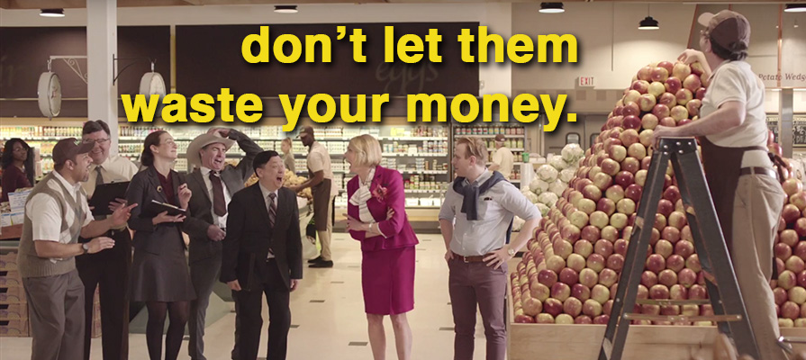 Lidl Launches New Advertisement Campaign Don't Let Them Waste Your Money, Strategically Positions the Chain Against Competition
