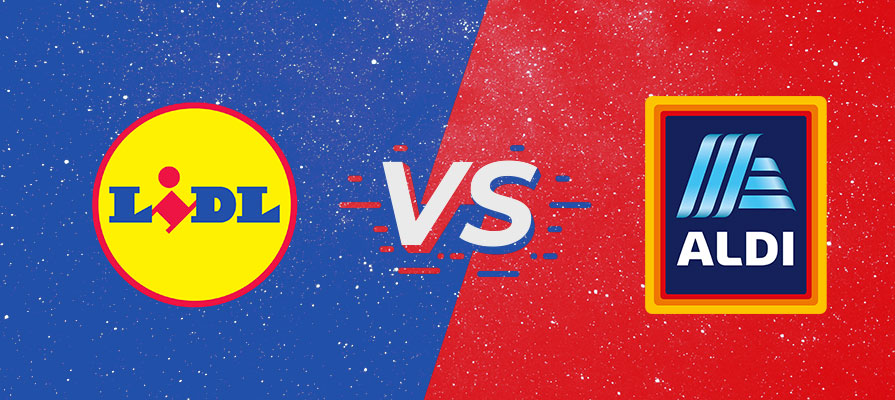 Lidl and Aldi Go Head to Head in New Market