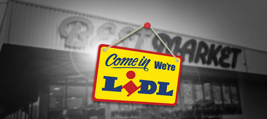 Lidl to Acquire 27 Best Market Stores