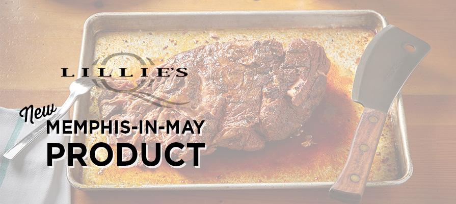 Owner, Founder, and Creator Charlie McKenna of Lillie's Q Shares on the Company's New Memphis-in-May Product