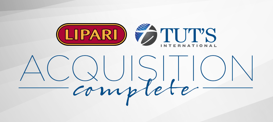 Lipari Foods Finalizes Acquisition of Tut's International