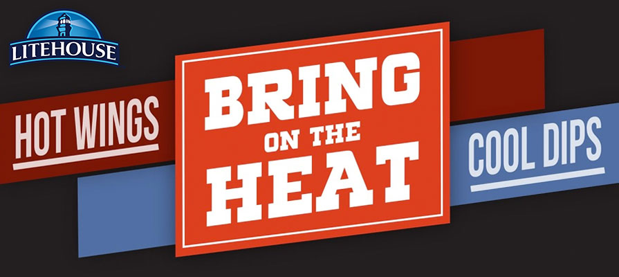 Litehouse's Bring the Heat Promotion