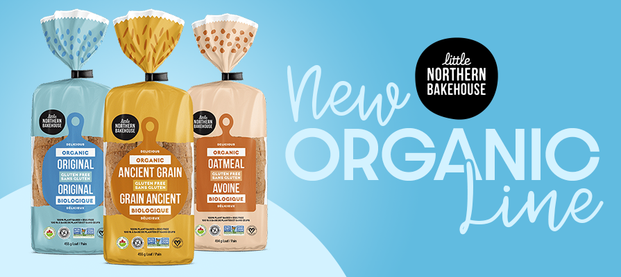 Little Northern Bakehouse Launches First Organic Line