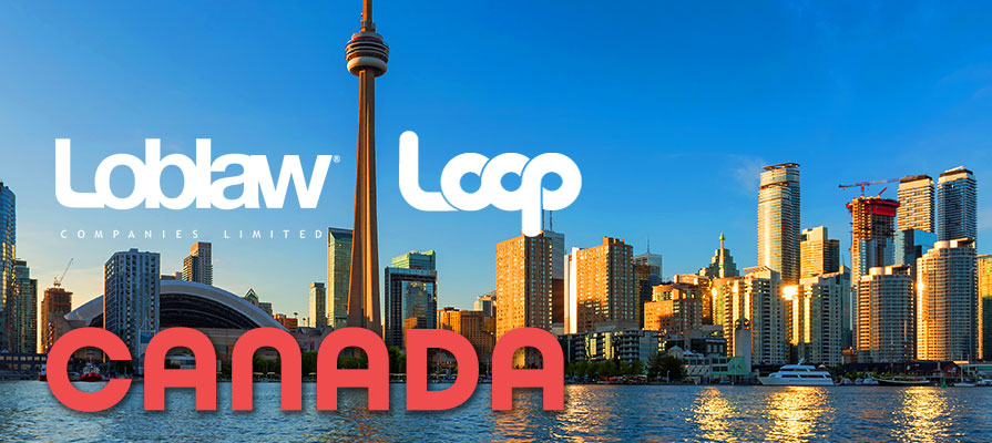 Loblaw Partners with Loop