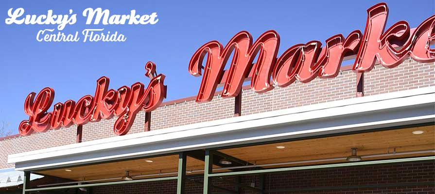 Lucky's Market Opens New Store in Central Florida