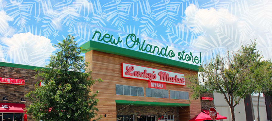 Lucky's Market Opens Its Newest Store in Orlando