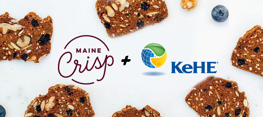 Maine Crisp Company Expands National Distribution With KeHE Distributors Deal; Steve Getz and Kyle Duball Comment