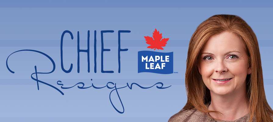 Maple Leaf Foods CFO Debbie Simpson Resigns
