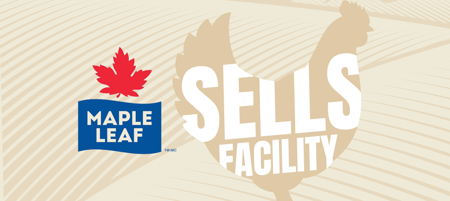 Maple Leaf Foods Sells Poultry Facility
