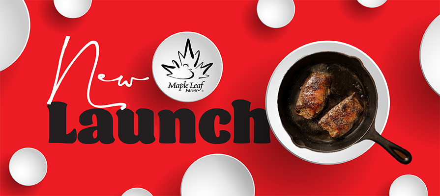 Maple Leaf Farms Launches New Sous Vide Duck Breast For Foodservice