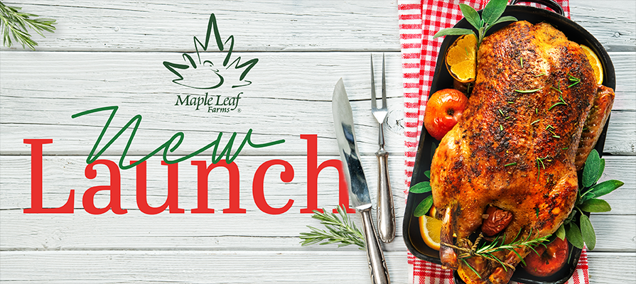 Maple Leaf Farms Launches New Campaign Featuring Duck Dishes From Around the Globe