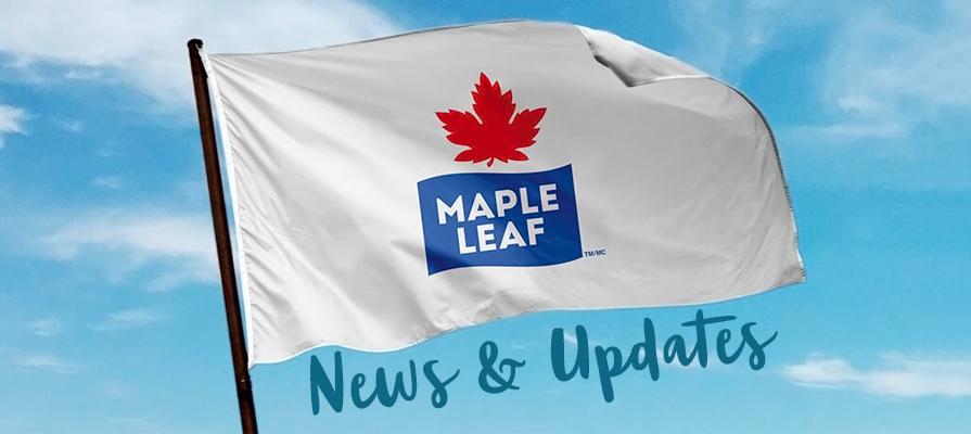 Maple Leaf Foods Closes Organic Acquisition, Creates Plant-Based Subsidiary