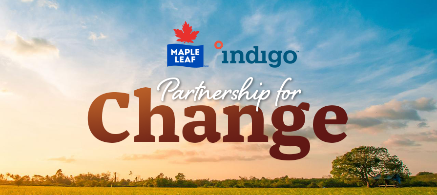 Maple Leaf Foods, The North Face, Cool Effect, Epiphany Craft Malt Support Farmers Addressing Climate Change With Indigo Carbon