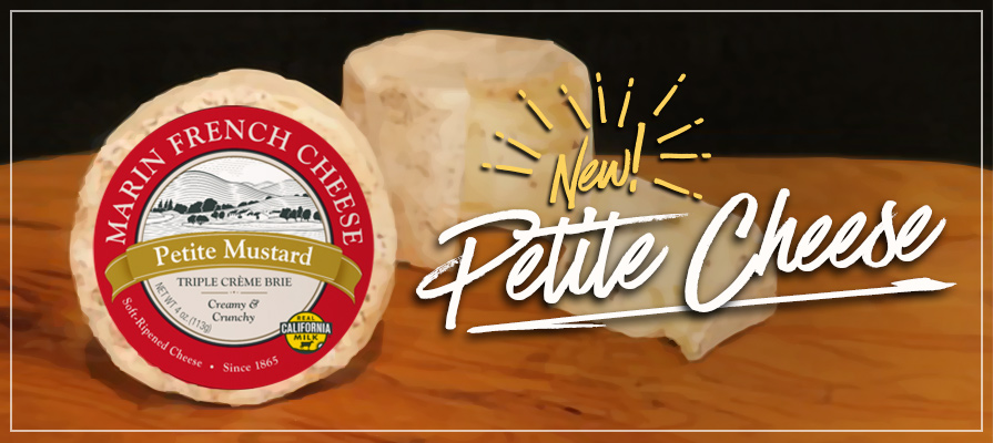 Marin French Cheese Debuts New Petite Brie At WFFS 2019