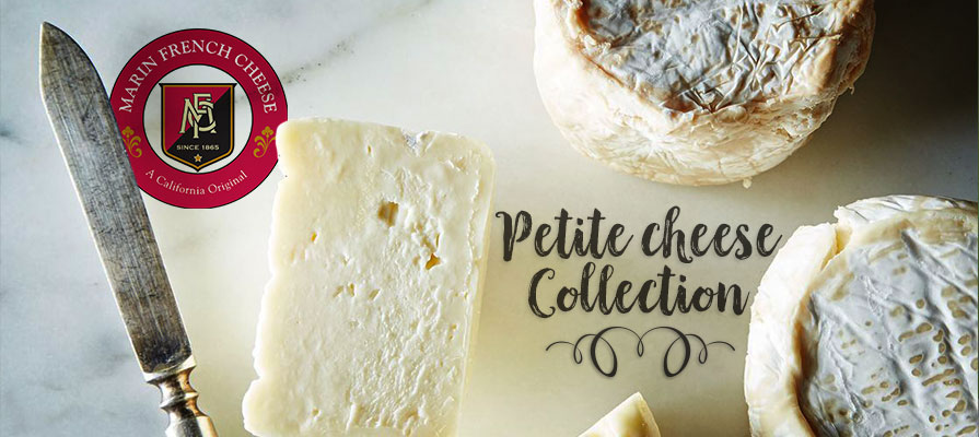 Marin French Cheese's Petite Collection a Perfect Addition to Deli Aisles