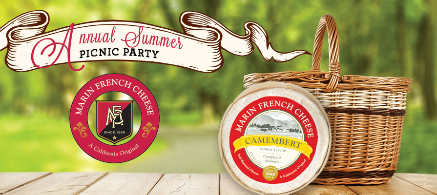 Marin French Cheese Company Gears Up for Second Summer Picnic Party