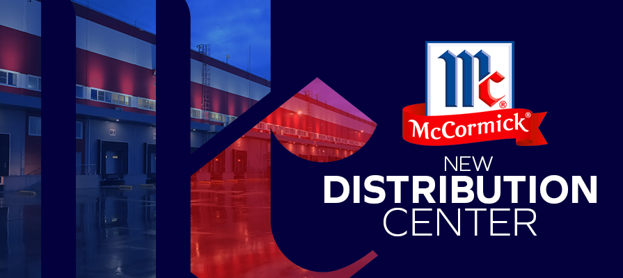 McCormick Announces Plans to Lease 1.8M-Square-Foot Facility in Maryland