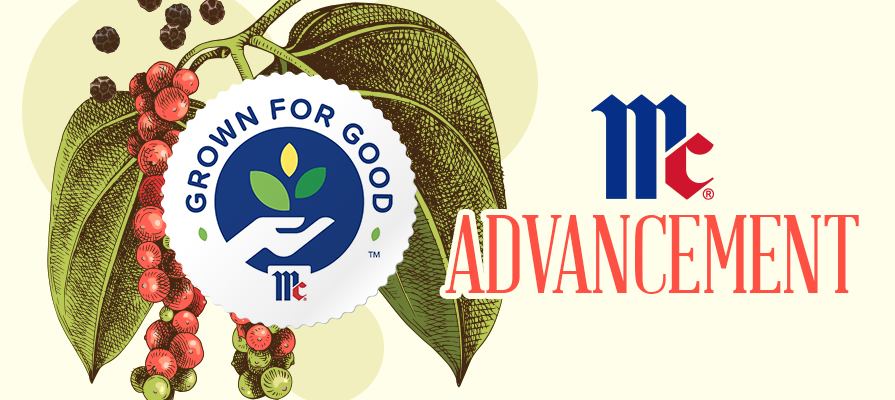 McCormick & Company Advances Grown for Good Sustainability Framework for Suppliers Around the World; Lawrence E. Kurzius Shares