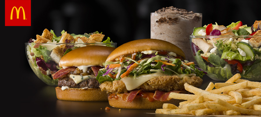 McDonald's Introduces New Global Menu Items at Chicago Headquarters