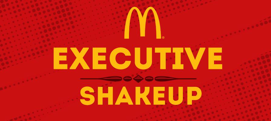 McDonald's CEO Exits Position
