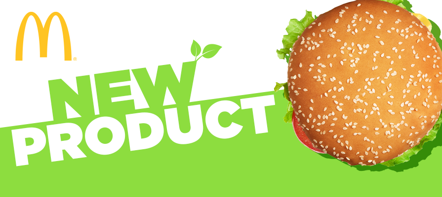 McDonald's Enters Into Plant-Based Sector with McPlant Launch