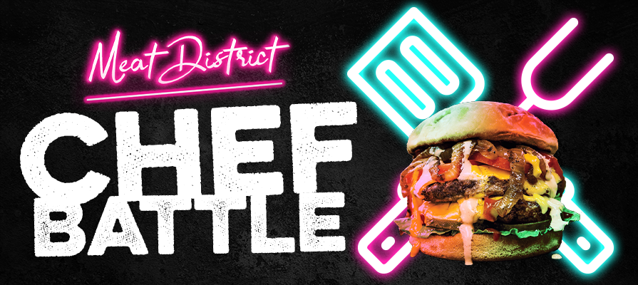 Meat District Debuts Pitmasters and Chef Ambassadors in 'The Ultimate O.G. Chef Battle'