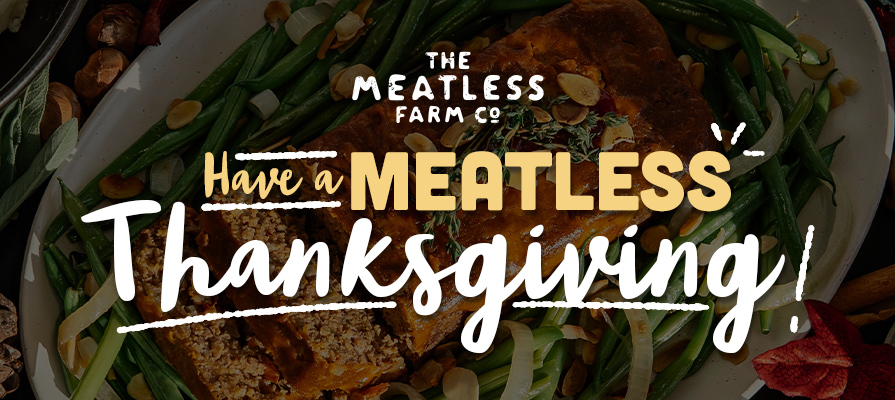 Research Finds 30 Percent of Americans Are Considering Meat-Free Thanksgivings
