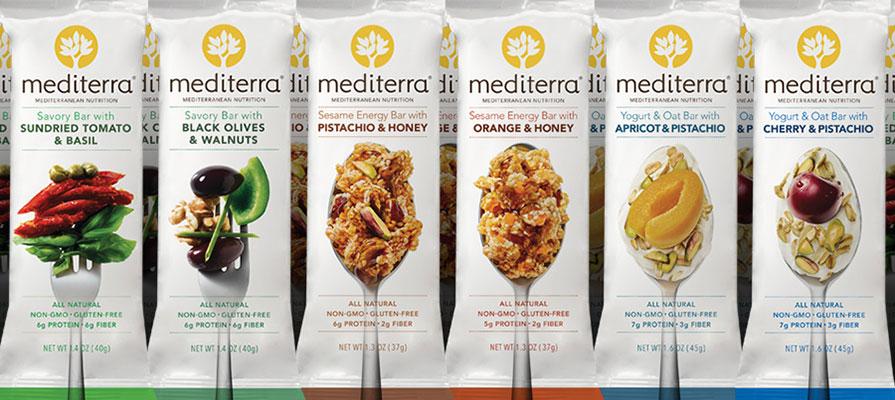Mediterra® Nutrition Bars Expanding Distribution