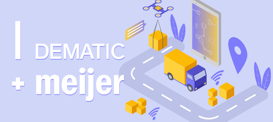 Meijer Teams Up With Dematic For New Micro-Fulfillment Solution