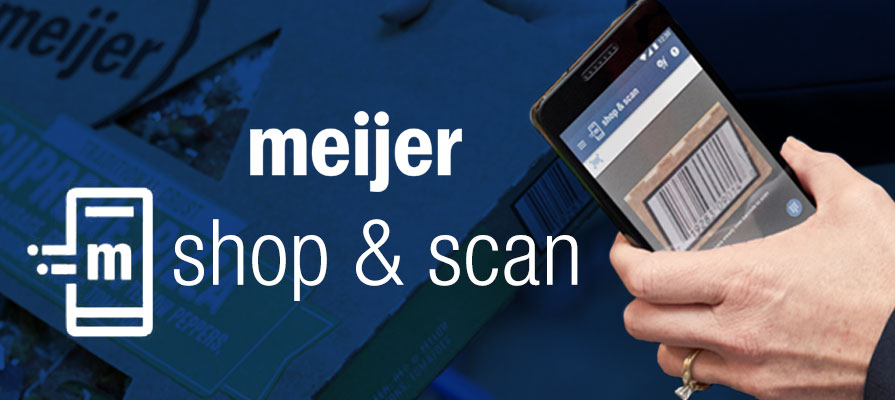 Meijer Continues Expansion of Shop & Scan Program