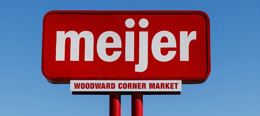 Meijer Opens Woodward Corner Market, Expanding Its Smaller Format Concept