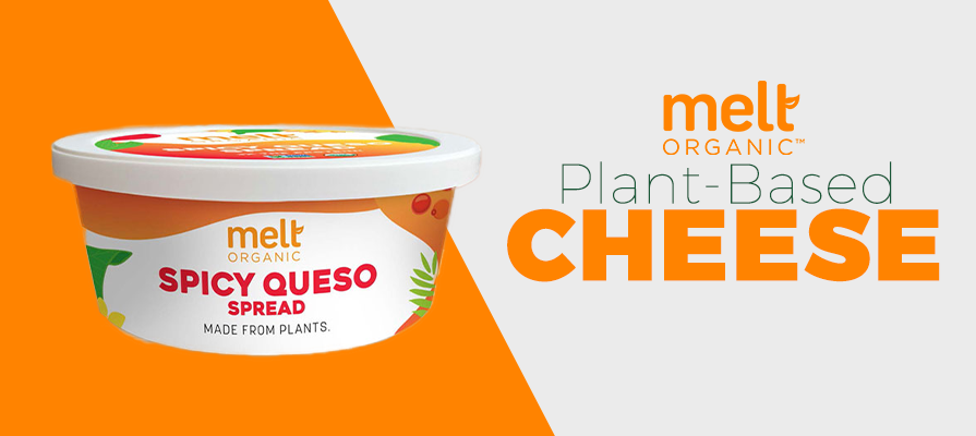 Melt Organic Unveils Delicious Plant-Based Cheese