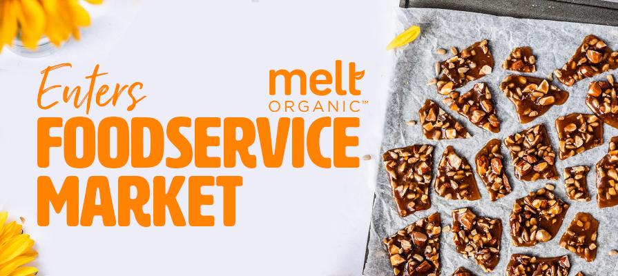 Melt Organic Plant-Based Butter Enters Foodservice Market