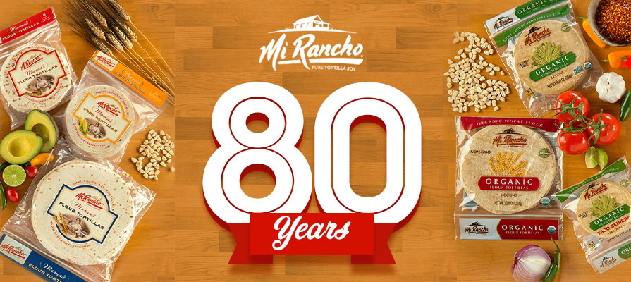 Mi Rancho® Reflects on 80 Years of Tortilla Making