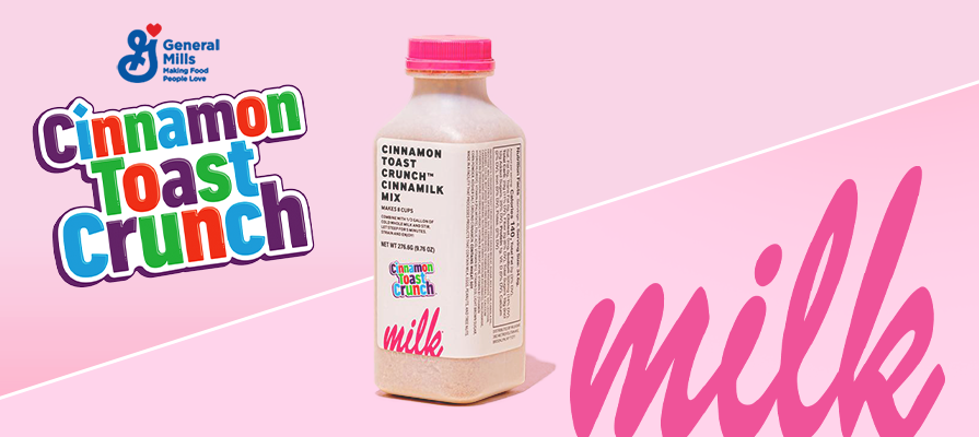 General Mills Partners with Milk Bar
