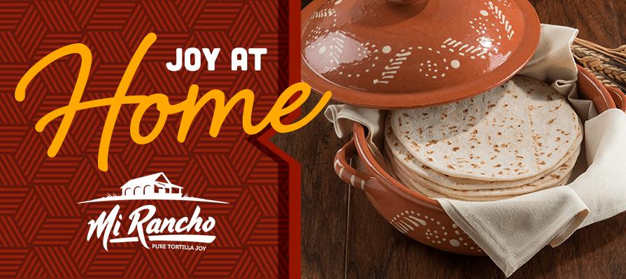 Mi Rancho Tortillas Introduces Joy at Home Variety Pack