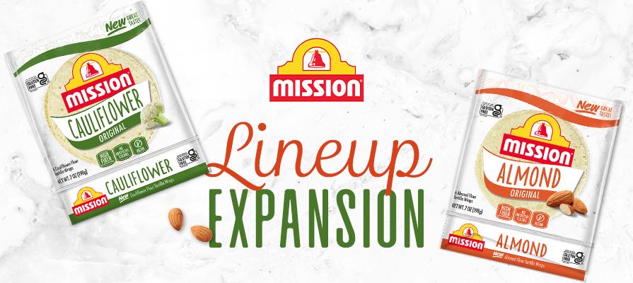 Mission Foods Expands Popular Better for You® Line; Juan Gonzalez and Sathish Mohanraju Comment