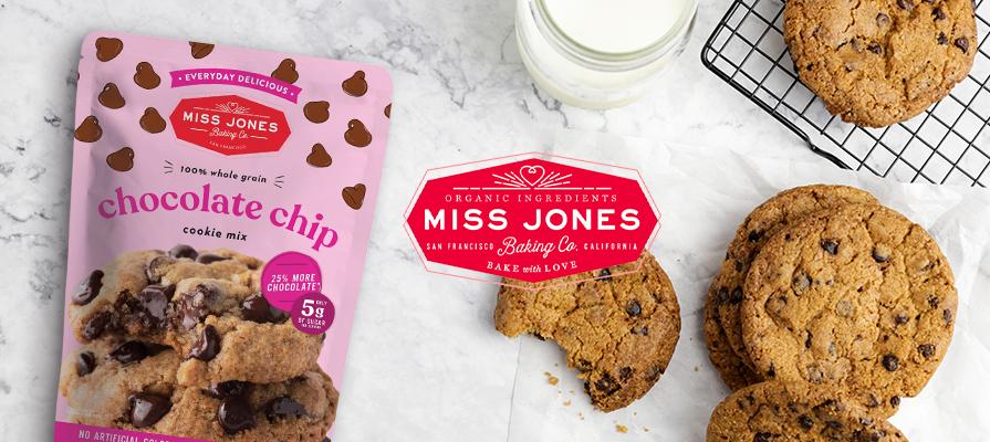 Miss Jones Baking Co. Utilizes SmartSugar in New Everyday Delicious Line