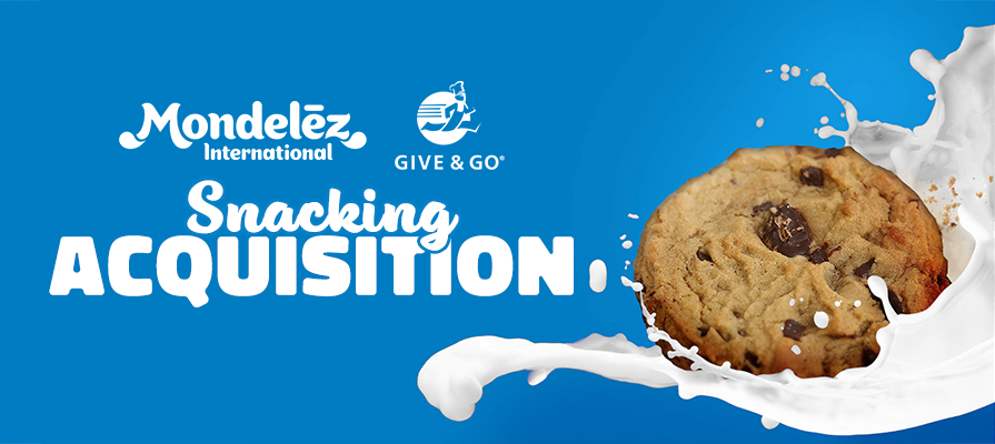 Mondelēz International Acquires Give & Go