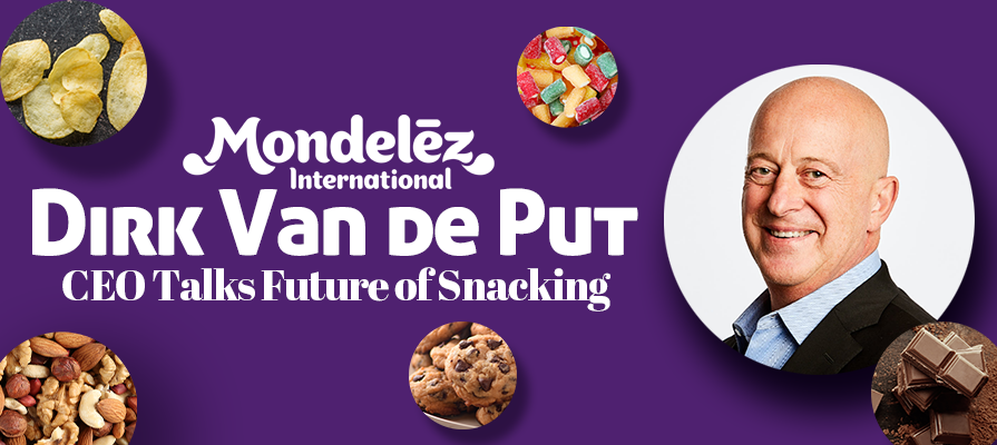 Mondelēz International CEO Ponders Food Trends