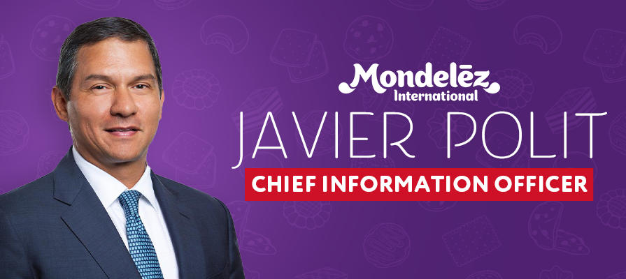 Mondelēz International Names Javier Polit Chief Information Officer
