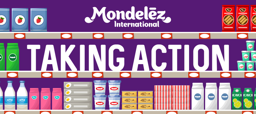 Mondelēz Canada Takes Actions to Protect Employees