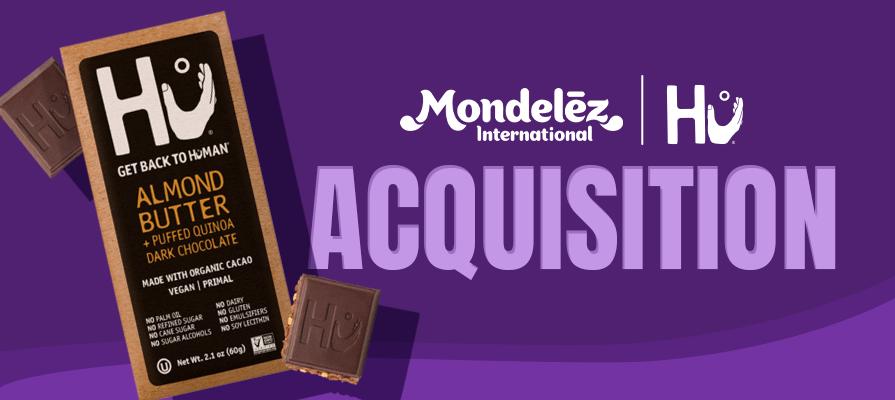 Mondelēz International Acquires Hu Master Holdings