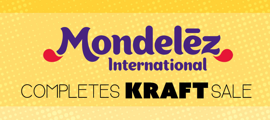 Mondelez International Completes Sale of Cheese Business